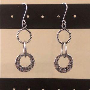 Vintage Silpada sterling silver earrings